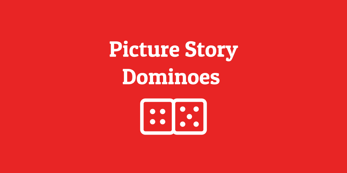 ESL Game_ Picture Story Dominoes
